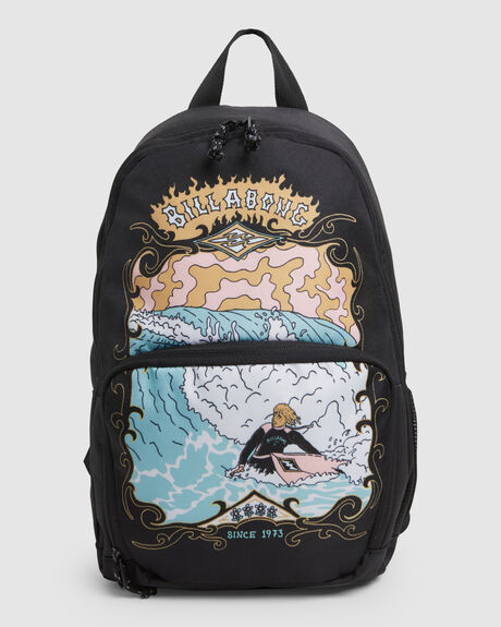 GROMS BACKP-BLACK
