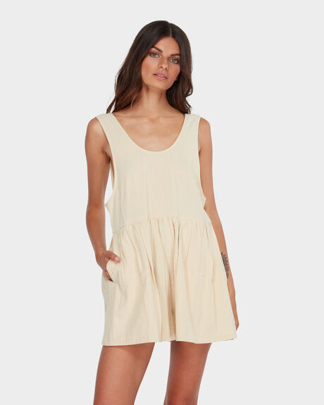 CABO COTTON PLAYSUIT