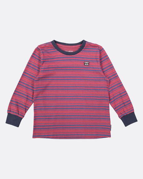 Crush Stripe L/S Tee