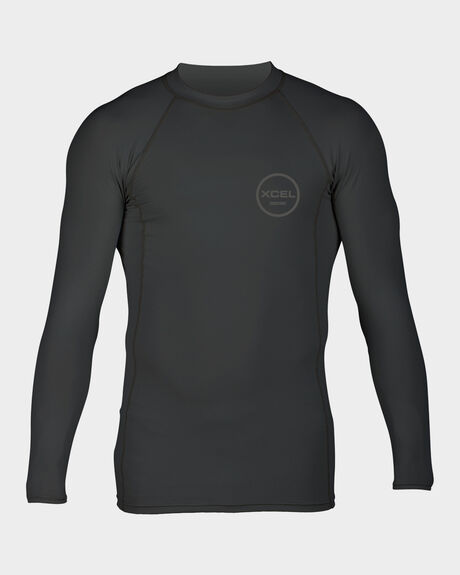 MENS HUNTINGTON L/S UV TOP
