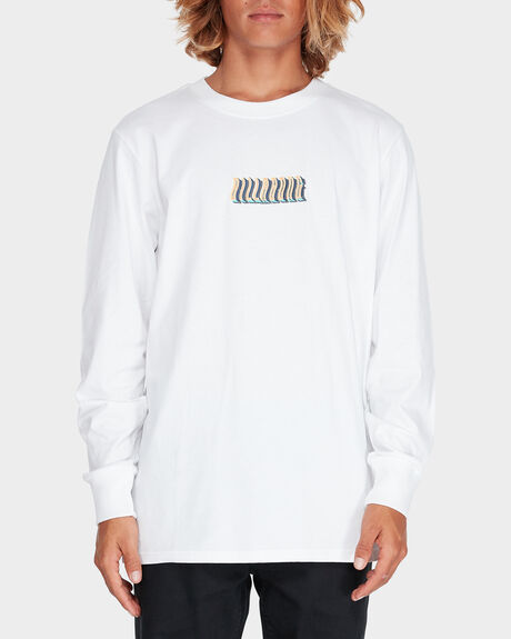 DEEP WOBBLE LONG SLEEVE TEE