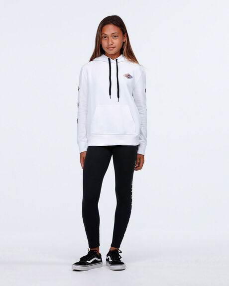 THE VALLEY HOODED PULLOVER