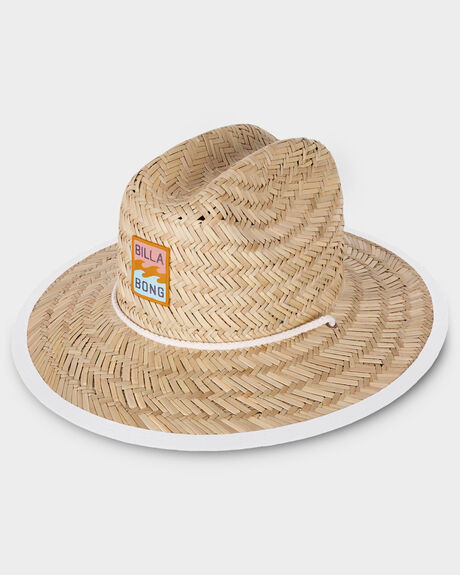 LOFI STRAW HAT