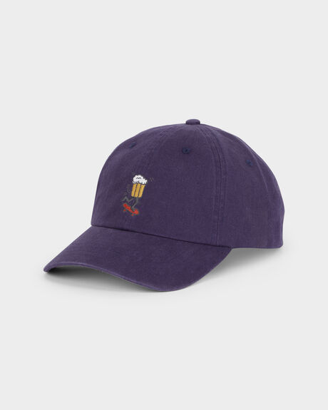 HAPPY HOUR CURVED BRIM CAP