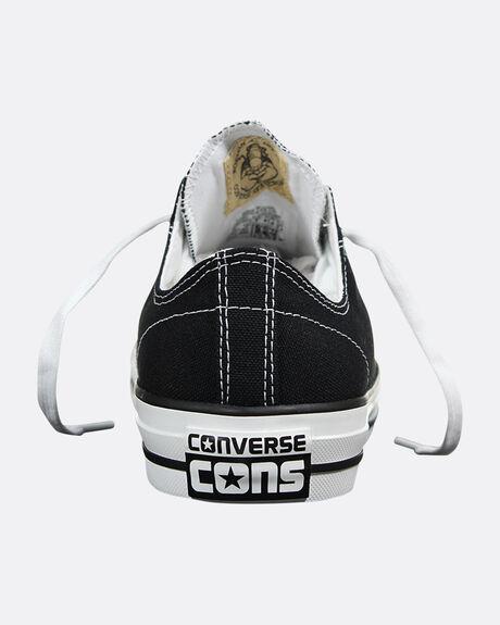 a57f0d5af8eef8 Black white CONS CTAS PRO LOW BLK WHT