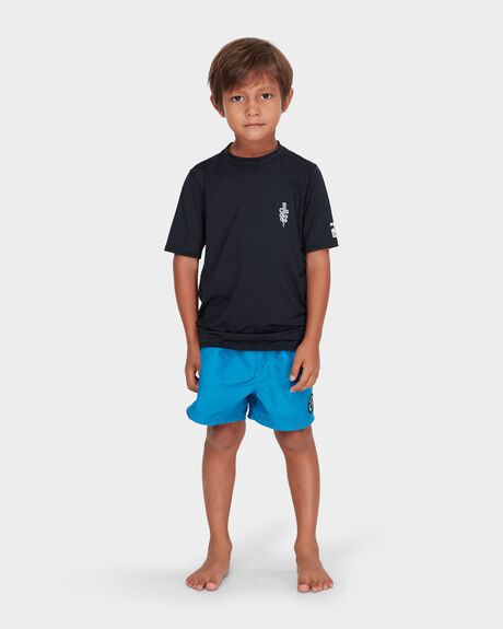 BOYS SHORT SLEEVE SURF SHIRT