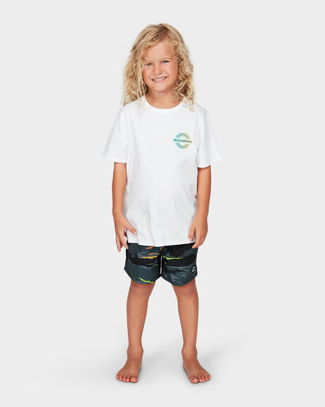 GROMS SPEED ZONE TEE