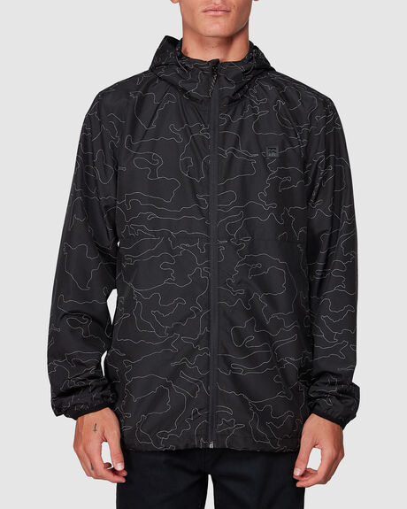 TRANSPORT PRINT JACKET