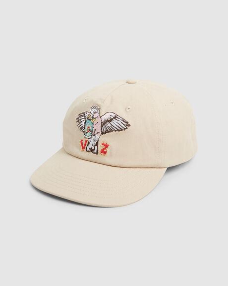 FLAMIN GALAH CAP