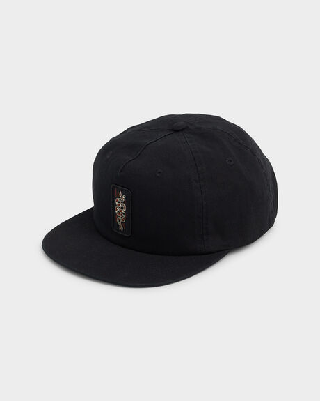 SLITHERED CAP