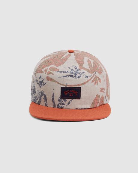HEMP STRAP BACK CAP