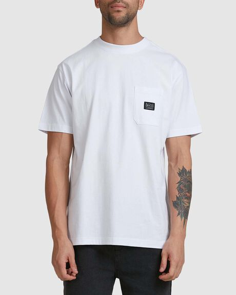 CHAINMAIL POCKET SS TEE