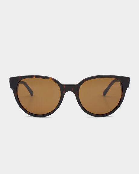 MIDNIGHT CITY MATTE DARK TORT BROWN