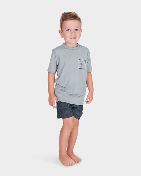 ALL DAY MESH SHORT SLEEVE RASH VEST