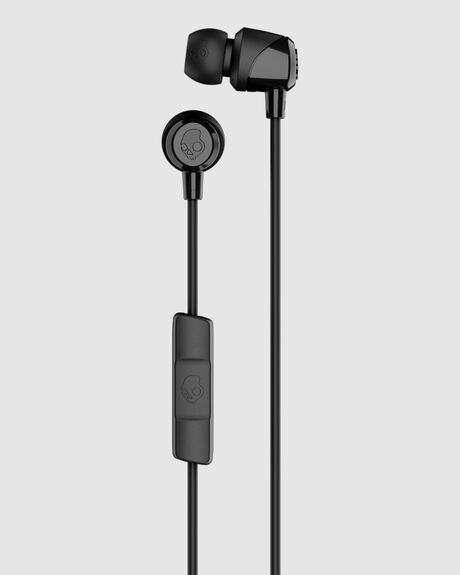 JIB IN EAR W/MIC 1 BLACK/BLACK/BLACK