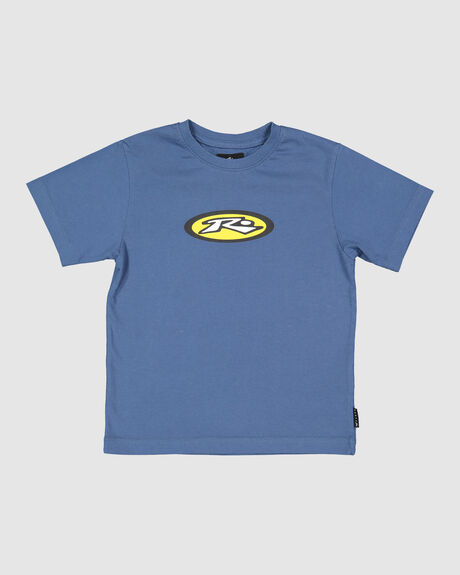 BOYS AMPED SHORT SLEEVE TEE