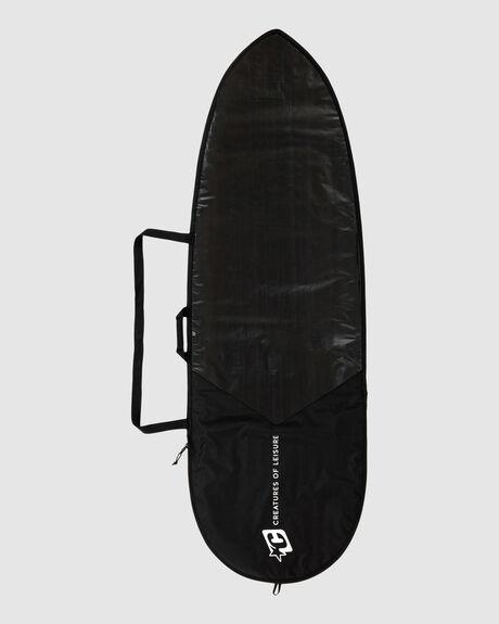 """FISH ICON LITE 5'10"""" : BLACK"
