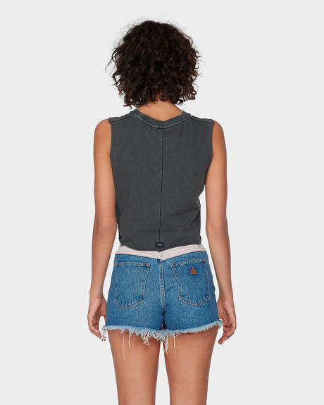 A HIGH RELAXED SHORT - SO FRESH