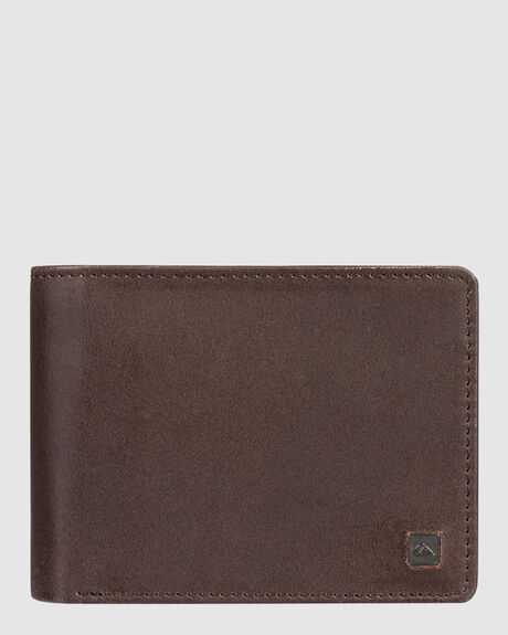 MACK X - LEATHER BI-FOLD WALLET