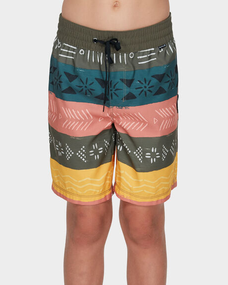 PHANTOM NATIVE BOYS BOARDSHORT