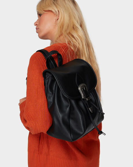 BUCKLE BACKPACK