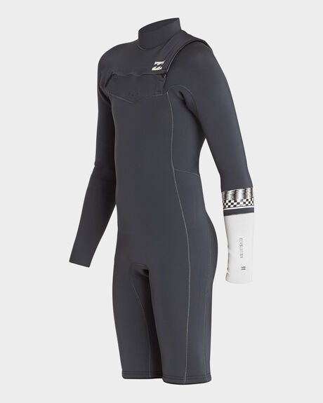 BOYS 202 REVOLUTION GBS LONG SLEEVE SPRING WETSUIT
