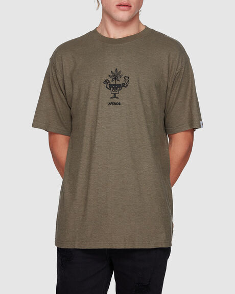 GROW HEMP FIT TEE