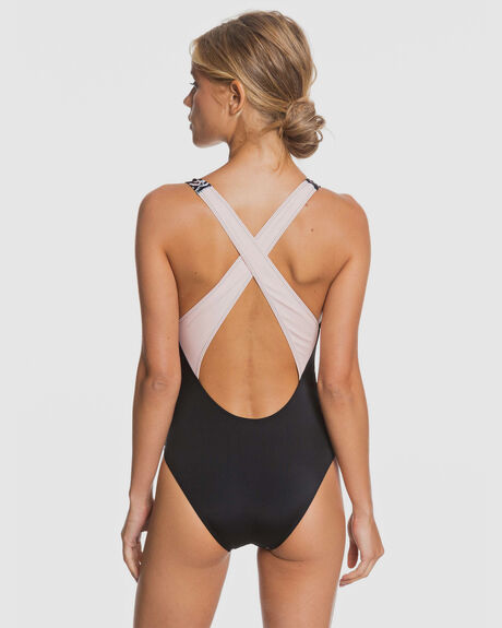 FITNESS ONE PIECE SWIMSUIT