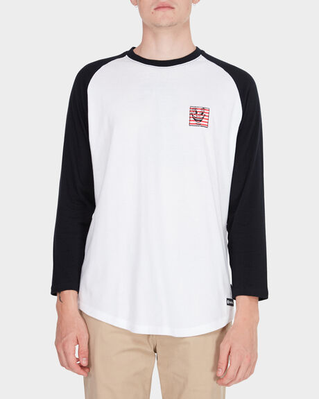ELEMENT KH RAGLAN LONG SLEEVE TEE