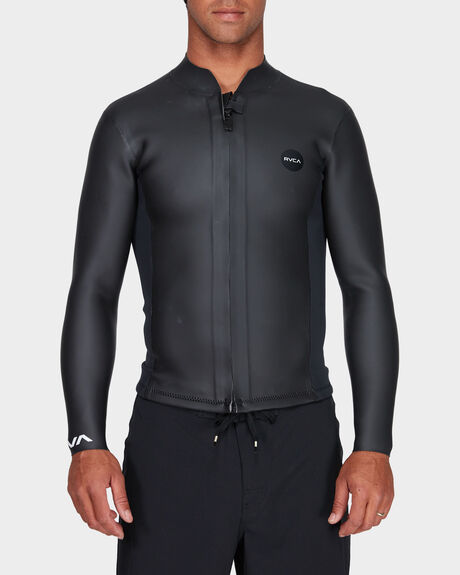 FRONT ZIP SMOOTHIE JACKET