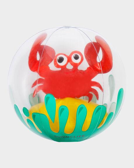 3D INF. BALL CRABBY