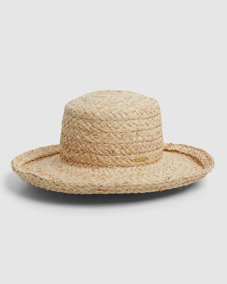 BONITA STRAW HAT