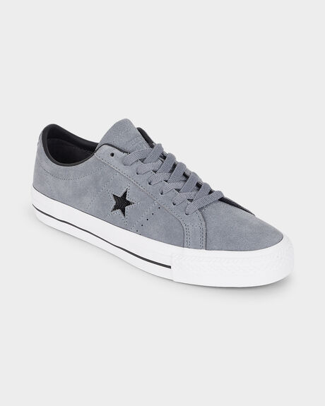 ONE STAR PRO LOW GREY SHOE