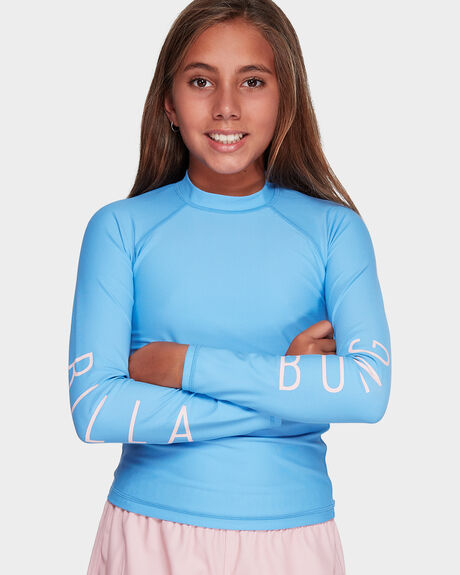 SUMMER SURF RASHGUARD