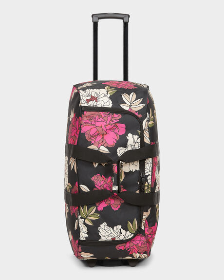 MOON FLORAL CHECK IN BAG