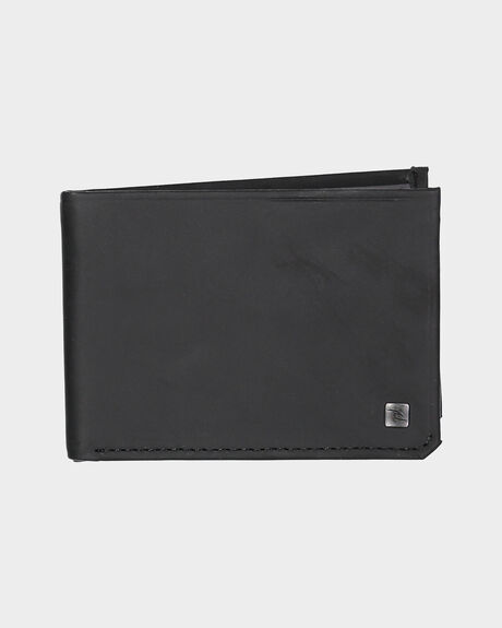 HYDRO LEATHER RFID SLIM LEATHER WALLET