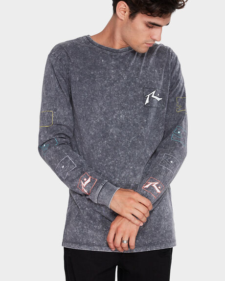 WIRED LONG SLEEVE TEE