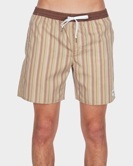 SIXTIES STRIPE JAM SHORT