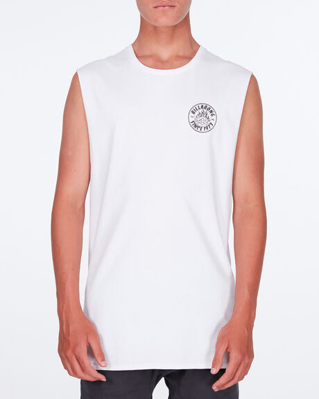 SPEED WHEEL 2 MUSCLE TEE