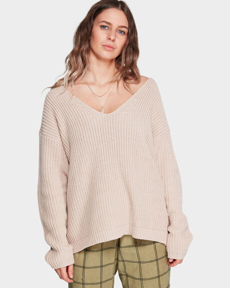 MALIBU KNIT JUMPER