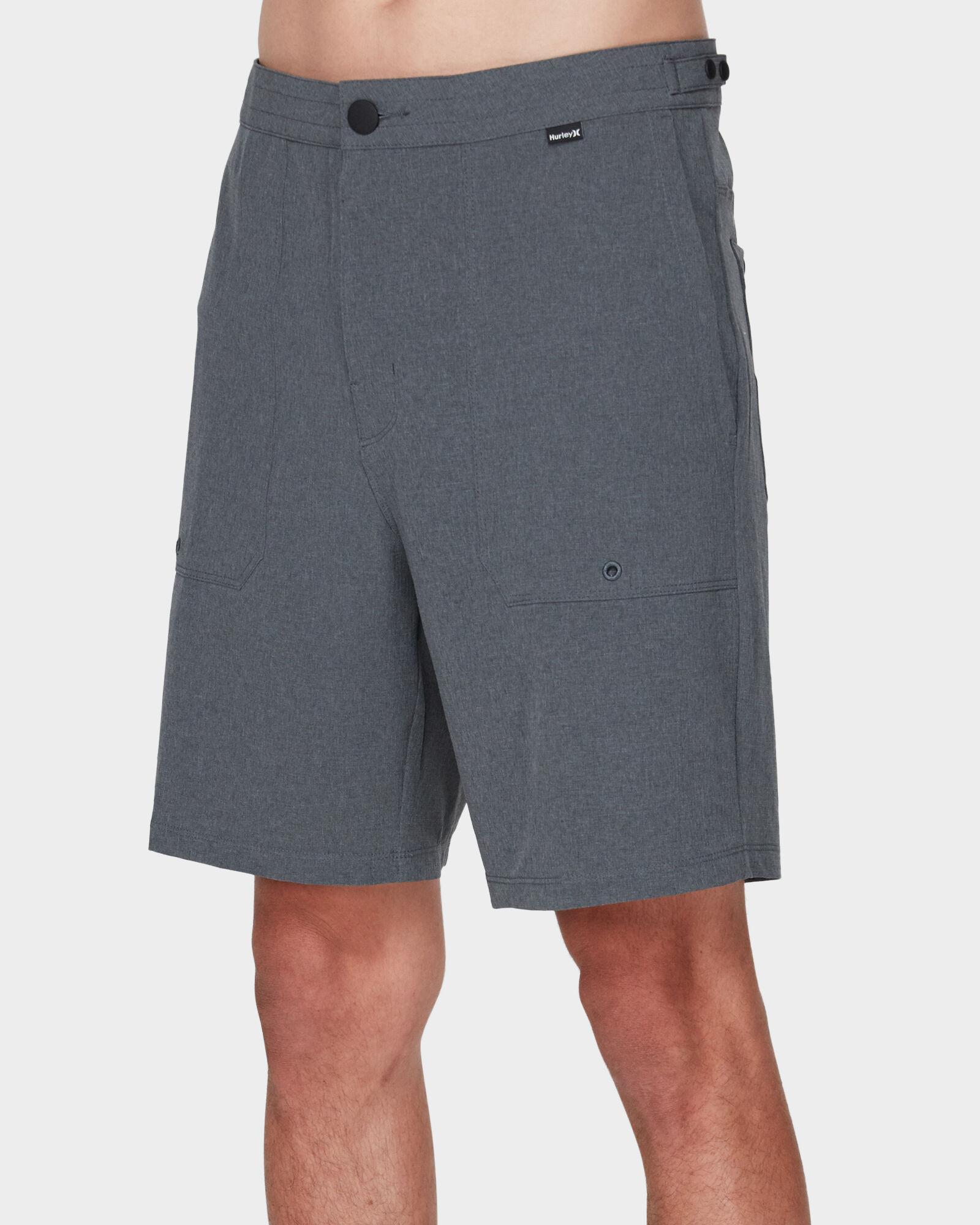 ae6d4e66f6c9 Hurley Mens Coastline Walkshort 18 AJ2629 Clothing