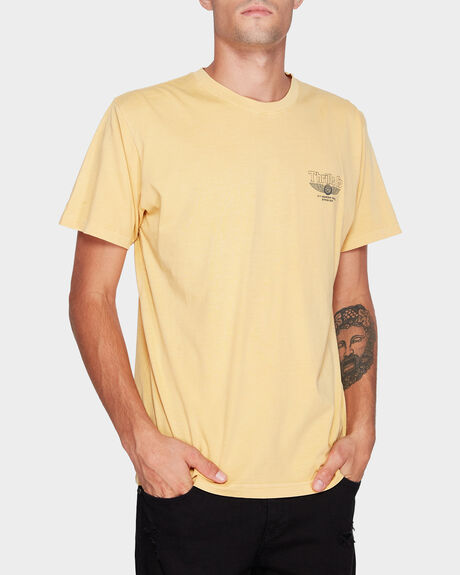 WHEELS N WINGS TEE