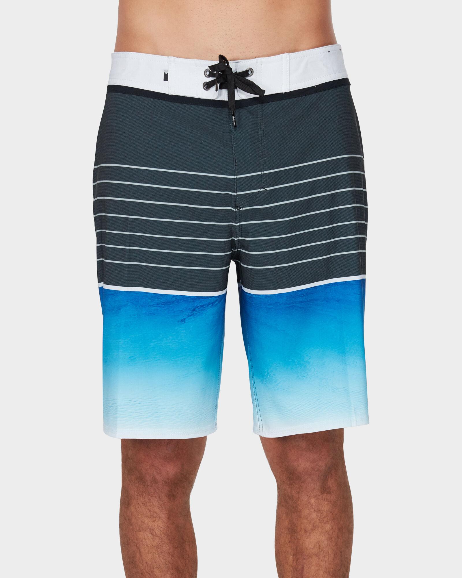 Blue GLASER CHECK STREET PANT   Surf, Dive 'N' Ski