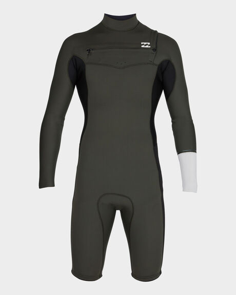 REVOLUTION - 202 CHEST ZIP WETSUIT