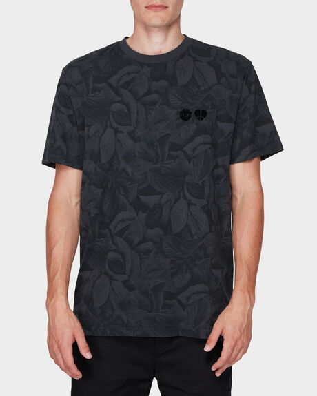 GRIFFIN LEAF CAMO SHORT SLEEVE TEE