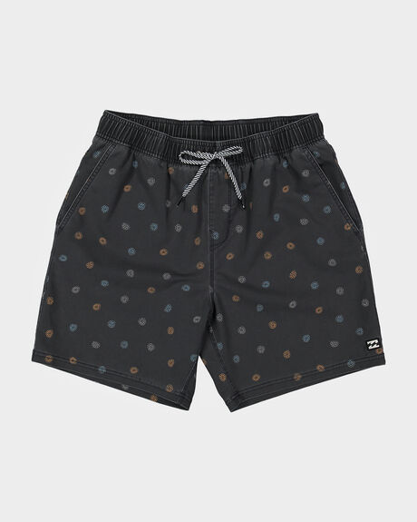 SUNDAYS LAYBACK ELASTIC SHORT