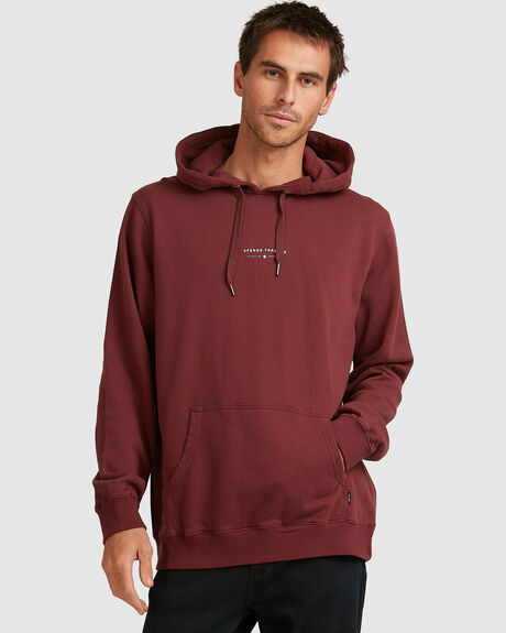 MENS KICKED OUT PULL ON HOOD