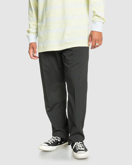 MENS ORIGINAL TAPERED CROPPED TROUSERS