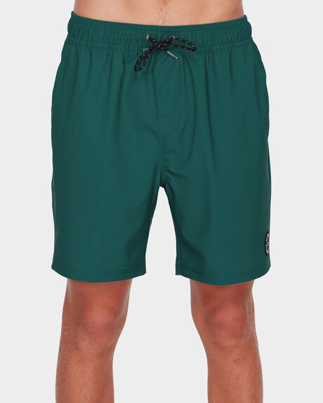 ALL DAY SOLID LAY ELASTIC SHORT