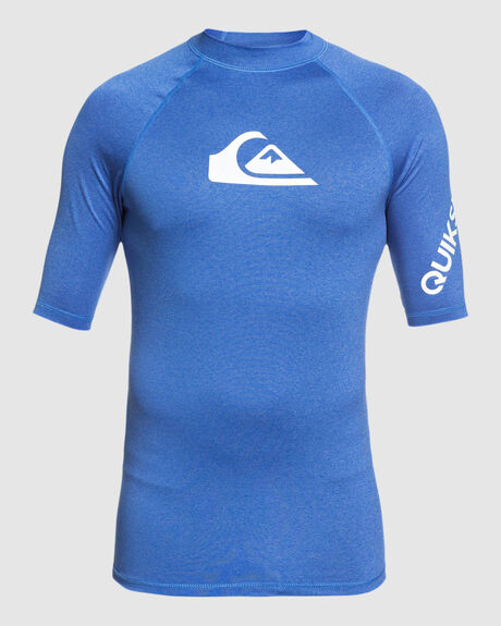 MENS ALL TIME LS UPF50+ RASH VEST